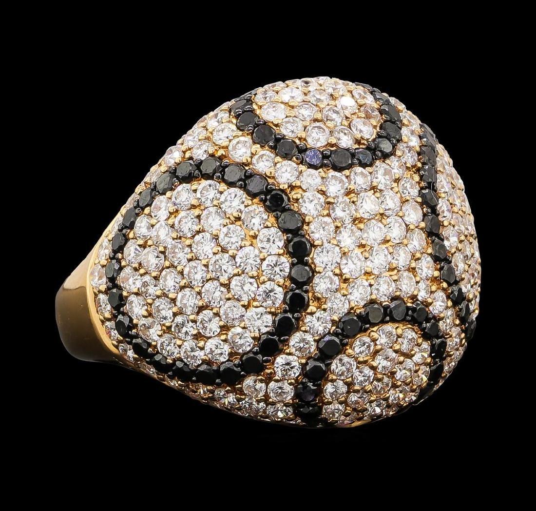 2.65 ctw Diamond Ring - 18KT Rose Gold