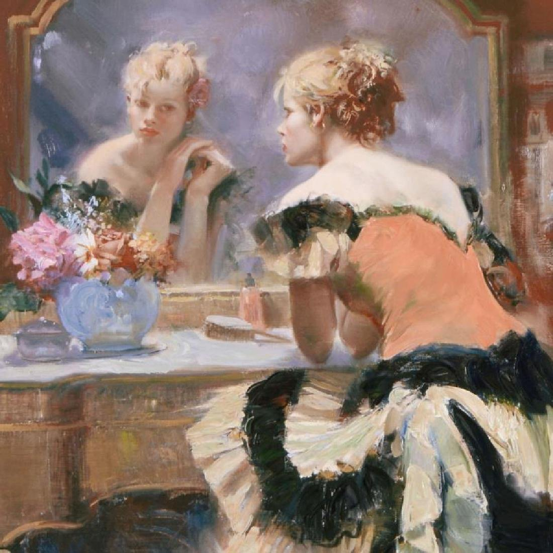 Before the Show by Pino (1939-2010) - 2