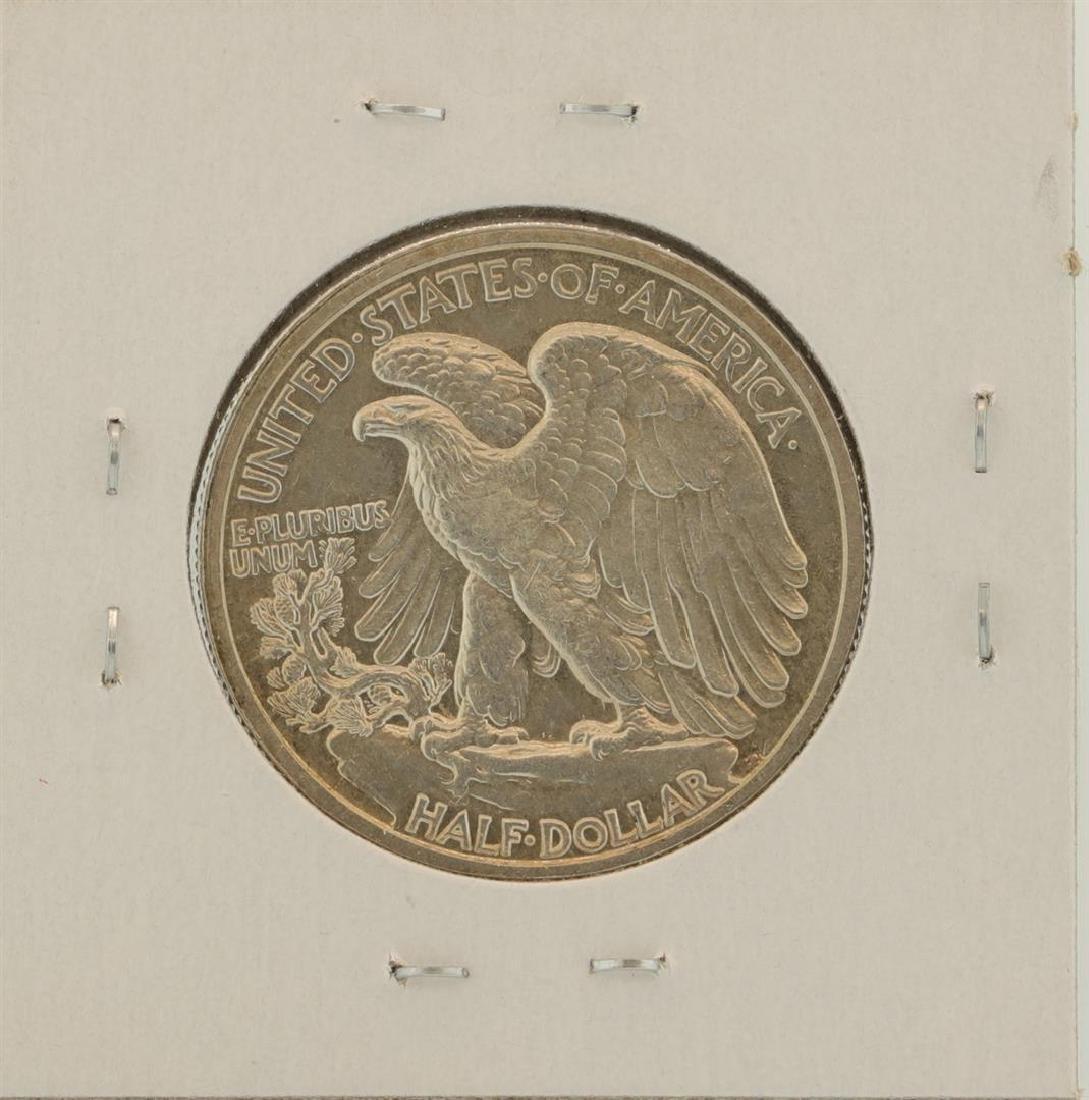 1942 Walking Liberty Half Dollar Proof Coin - 2