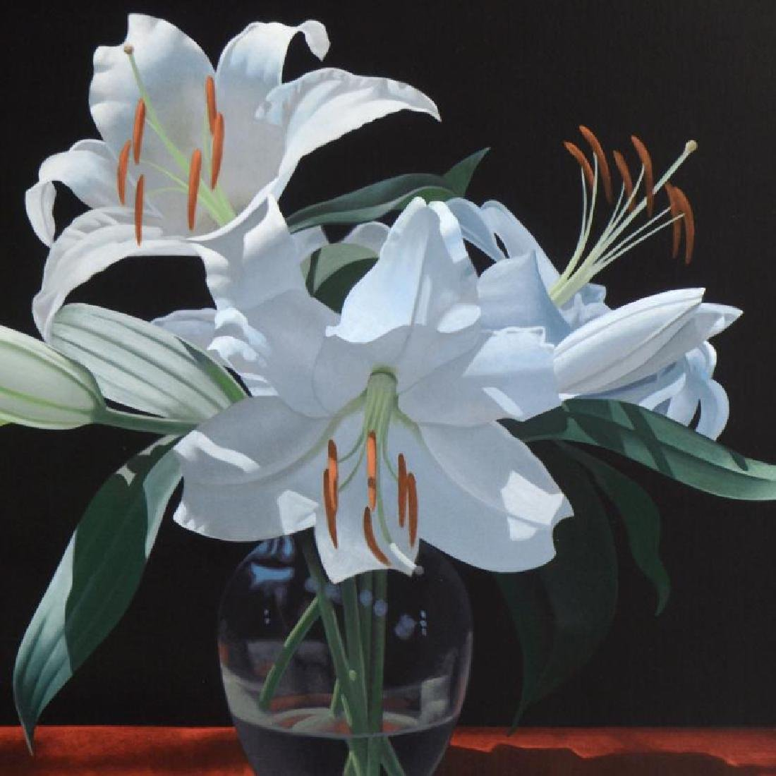 White Lilies In Soho by Davis, Brian - 2