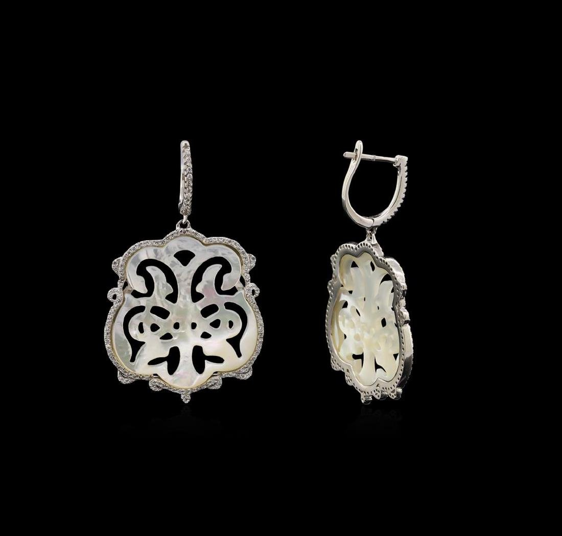 Sterling Silver Earrings - 2