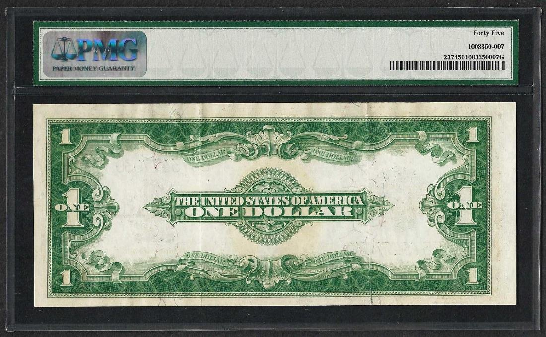 1923 $1 Silver Certificate Note Fr.237 PMG Choice - 2