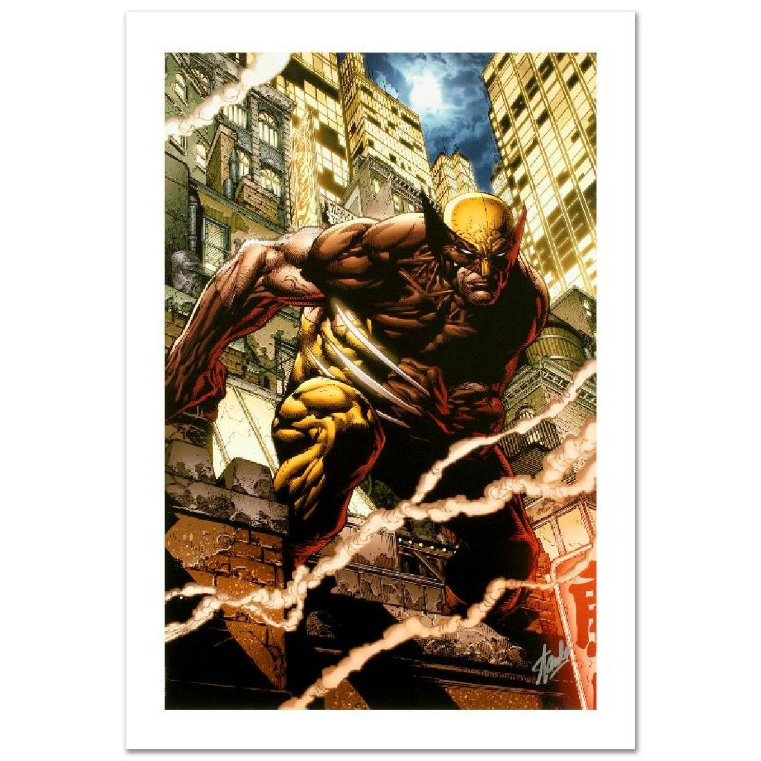 Wolverine Enemy of the State MGC #20 by Stan Lee -