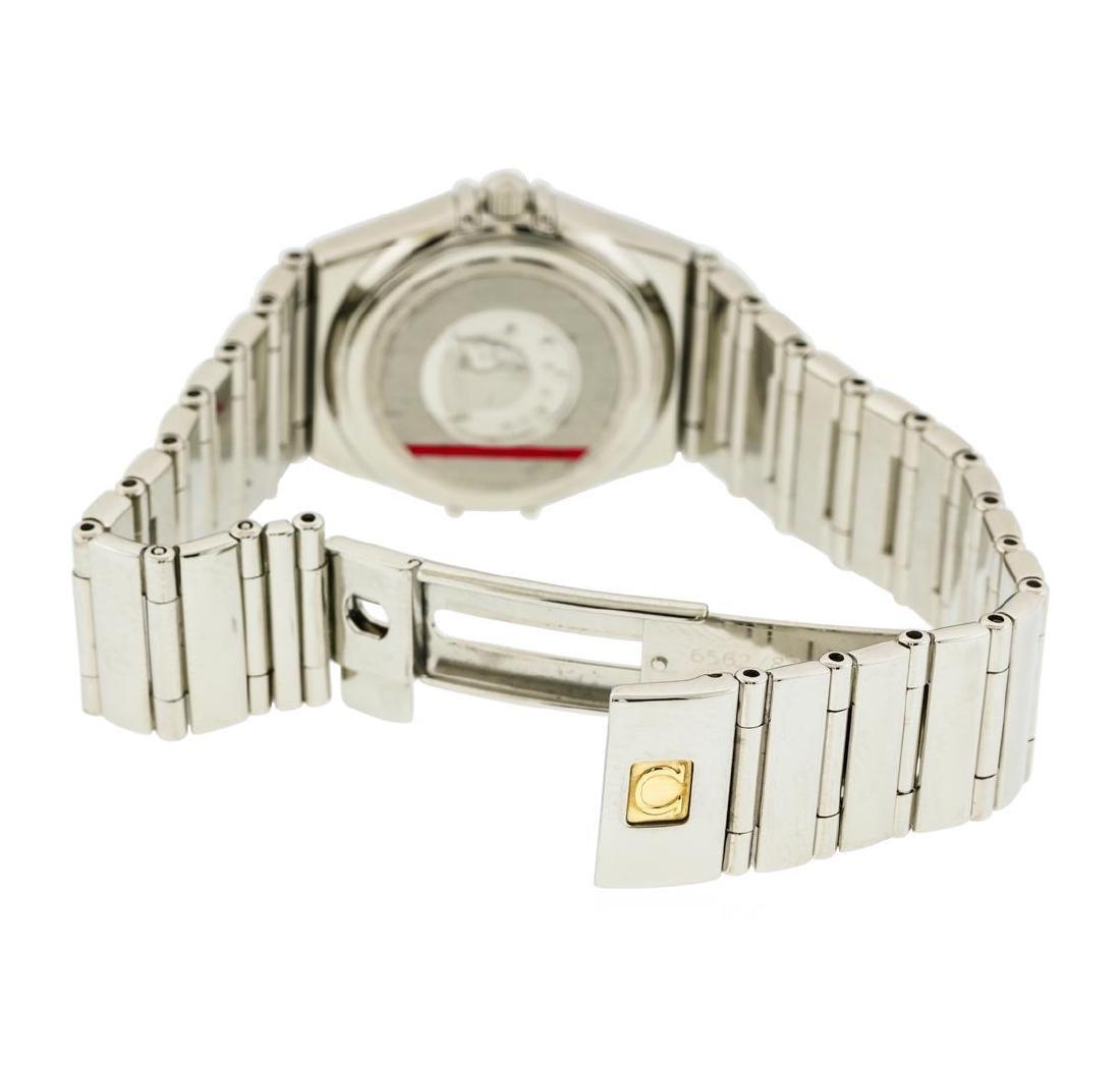 Omega Stainless Steel Constellation Mini Ladies Watch - 3