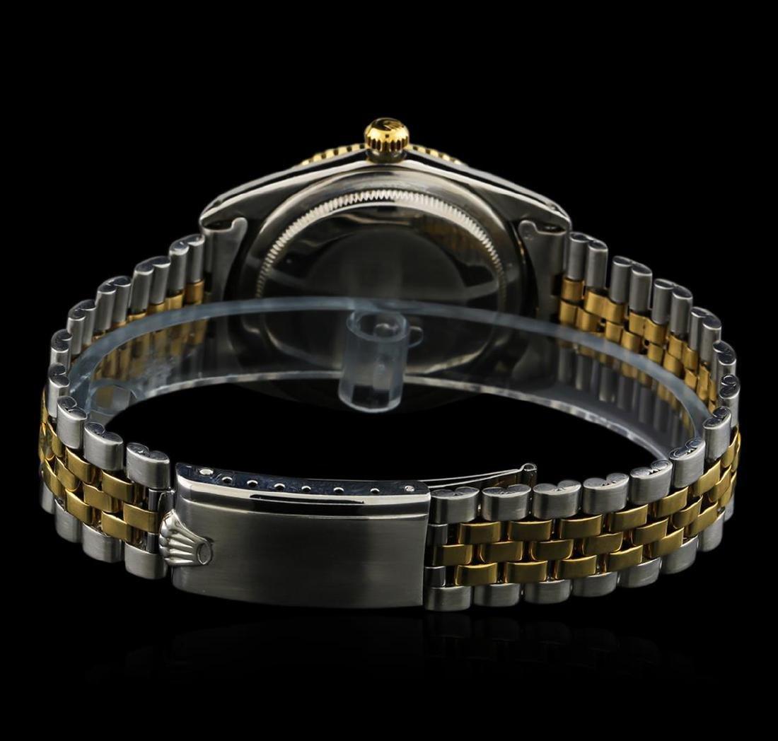 Rolex Two-Tone DateJust Thunderbird Vintage Wristwatch - 2