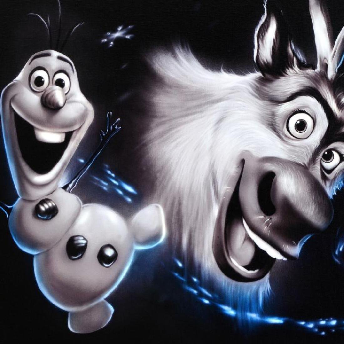 Olaf & Sven by Noah - 2