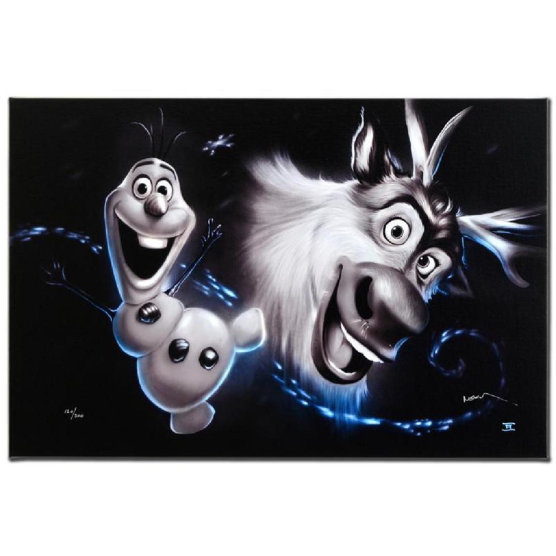 Olaf & Sven by Noah - 3