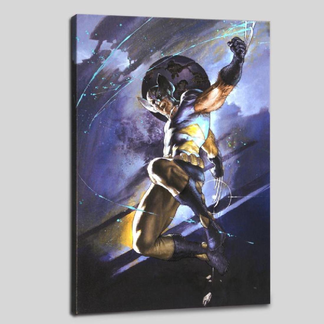 Uncanny X-Men #539 by Marvel Comics