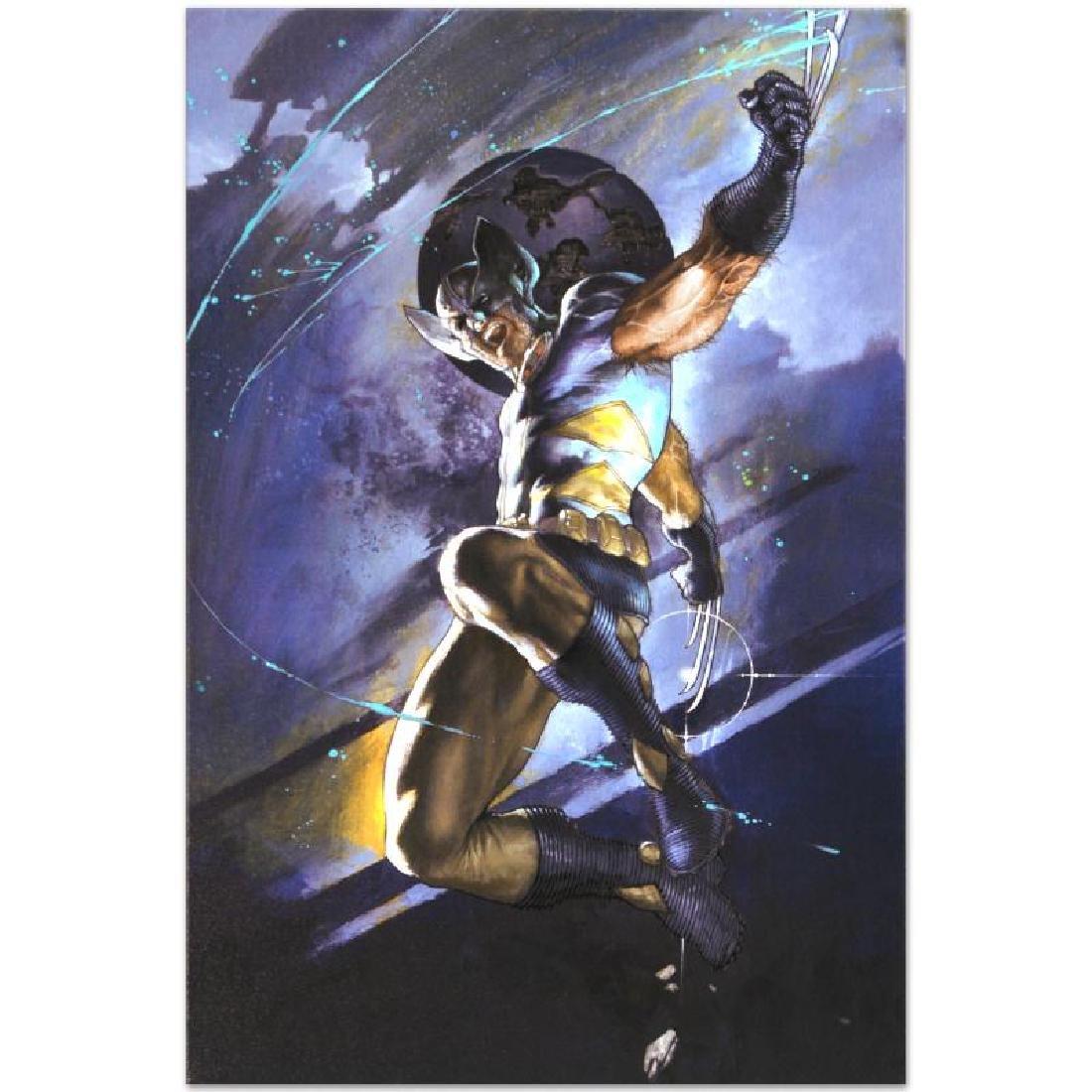 Uncanny X-Men #539 by Marvel Comics - 3