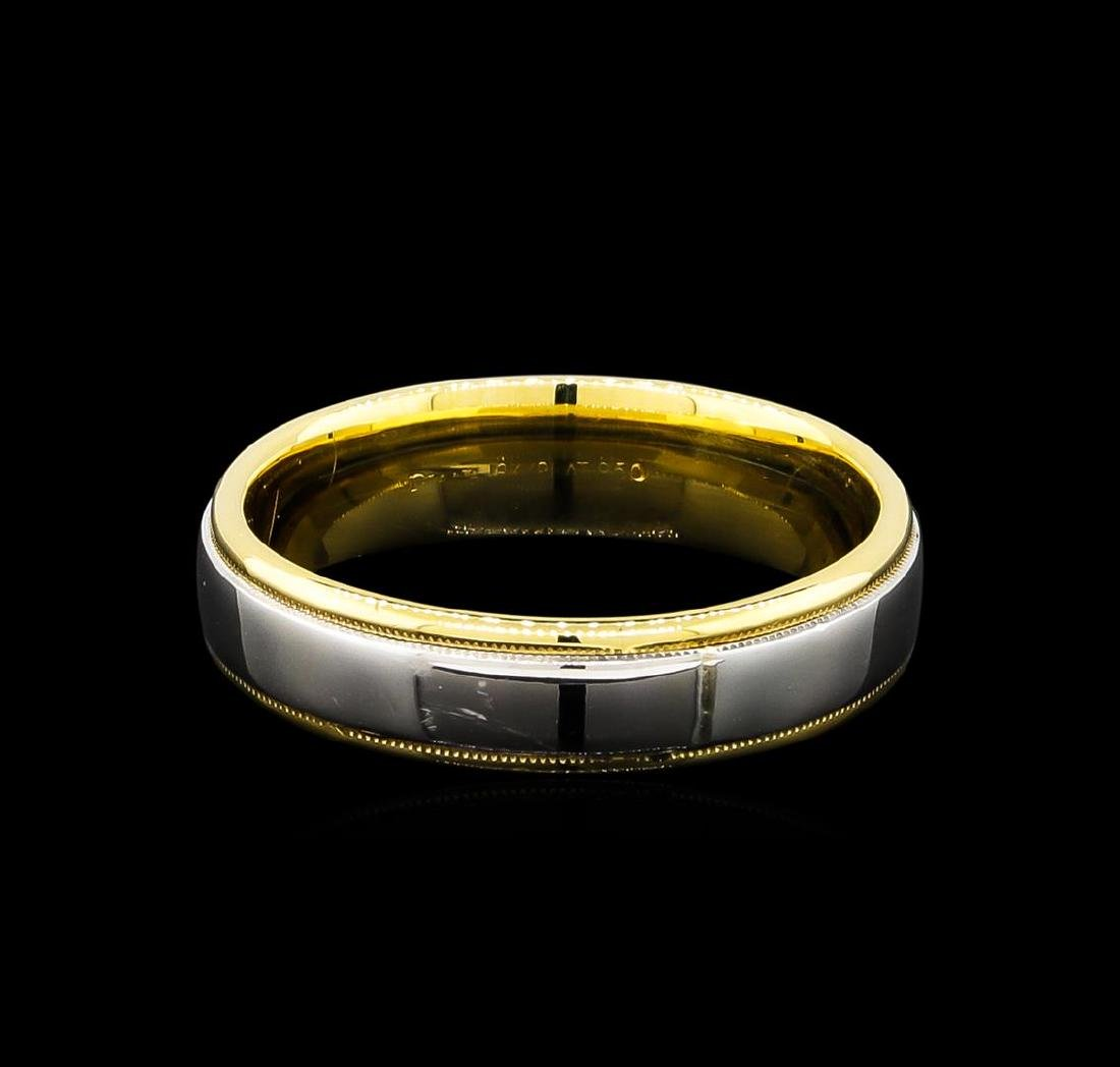 18KT Two-Tone Gold Ring