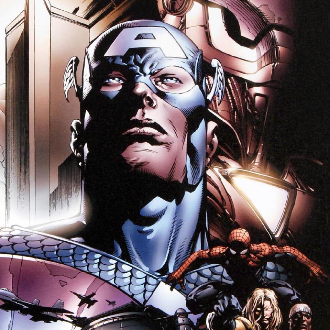 New Avengers #6 by Marvel Comics - 2