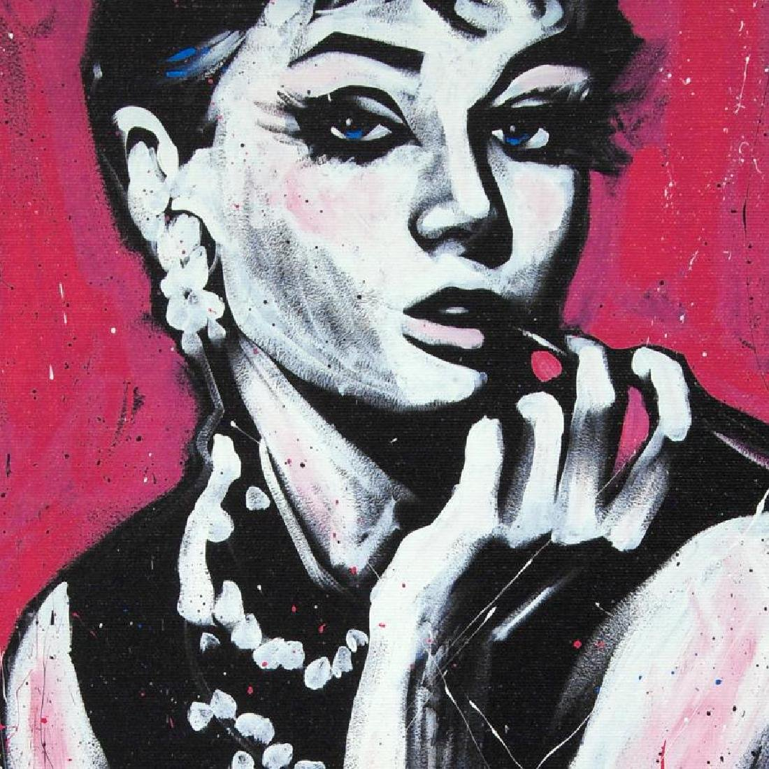 Audrey Hepburn (Fabulous) by Garibaldi, David - 2
