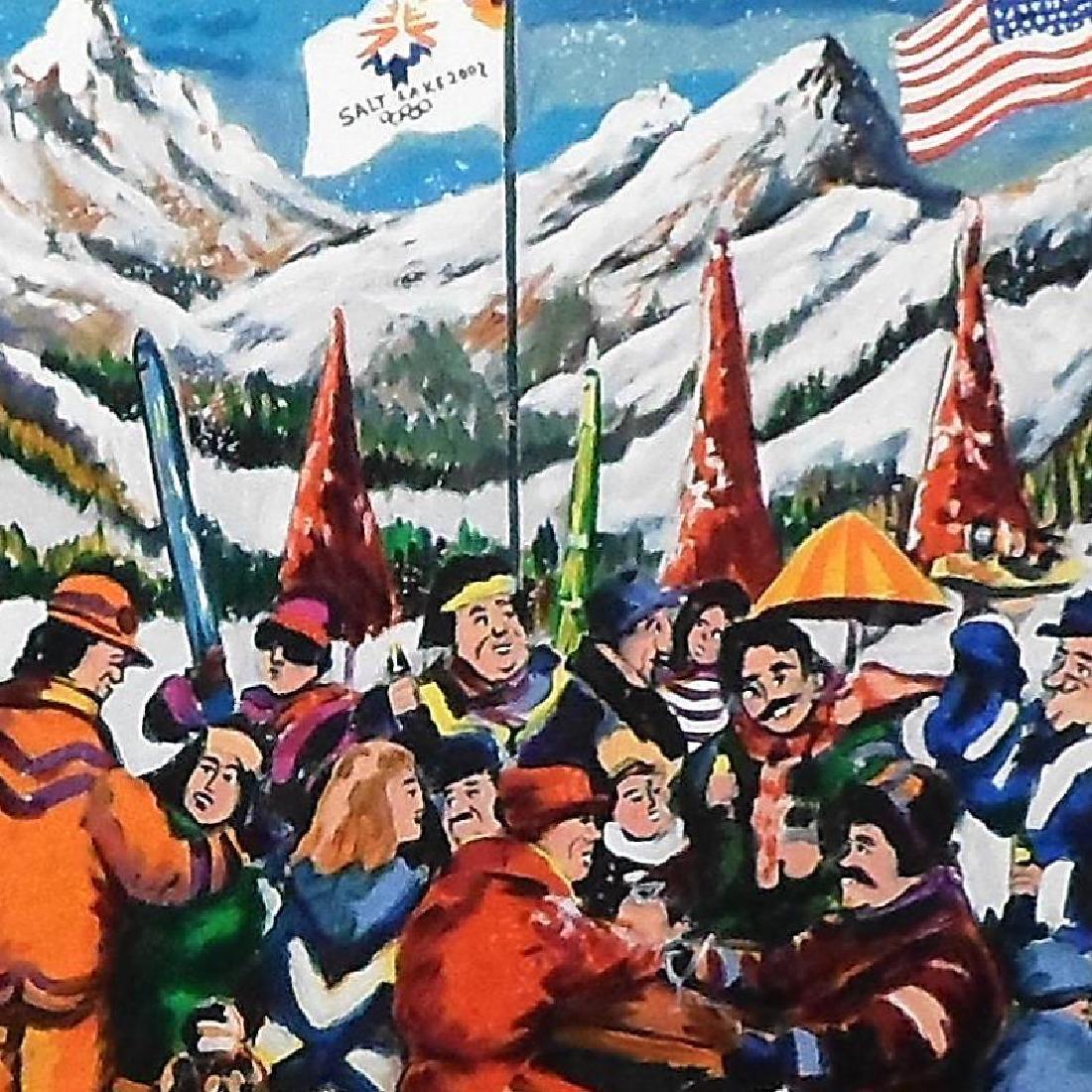Salt Lake City 2002 by Buffet, Guy - 2