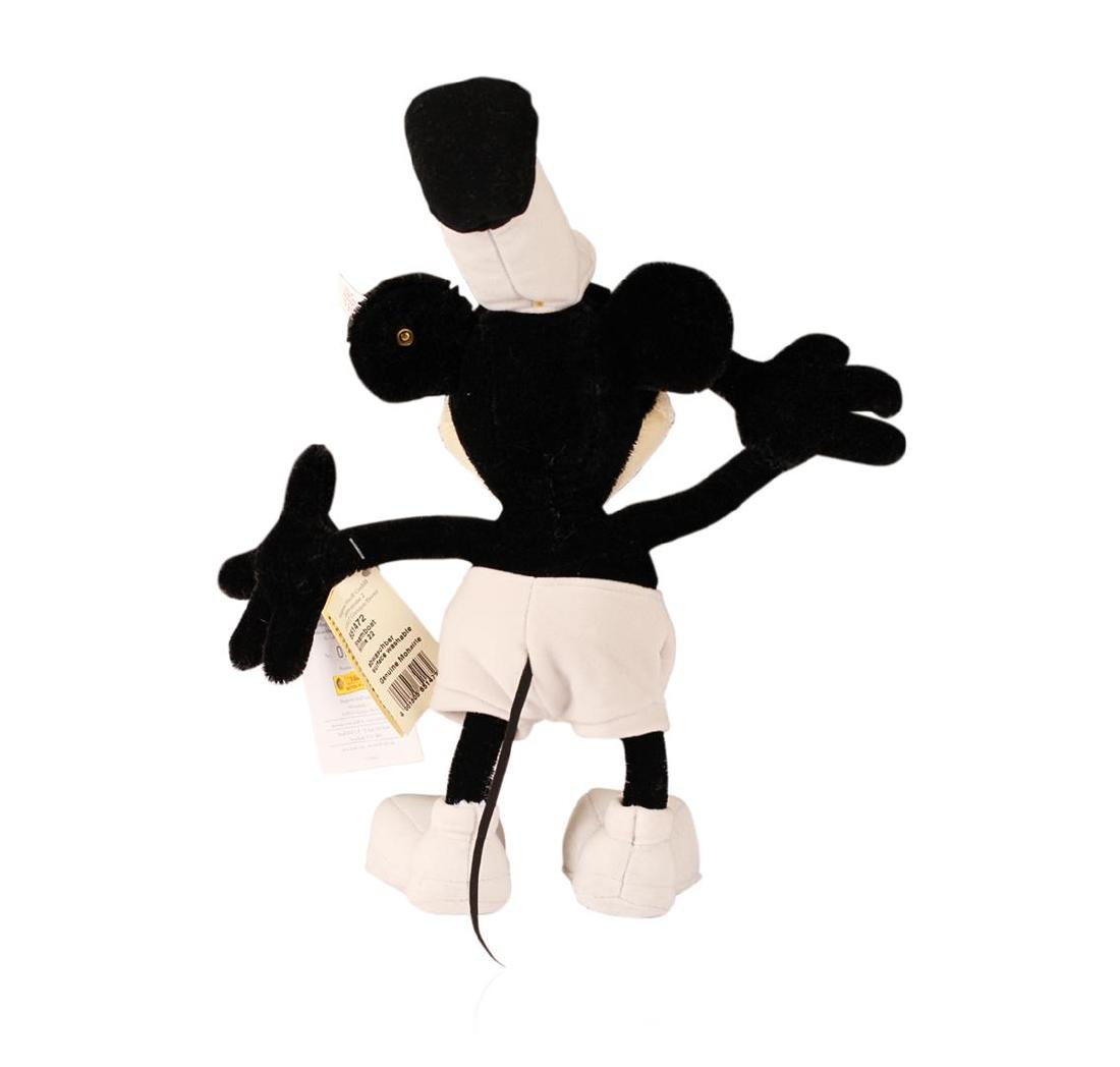 Steiff Steamboat Willie Early Mickey Mouse Made With - 3