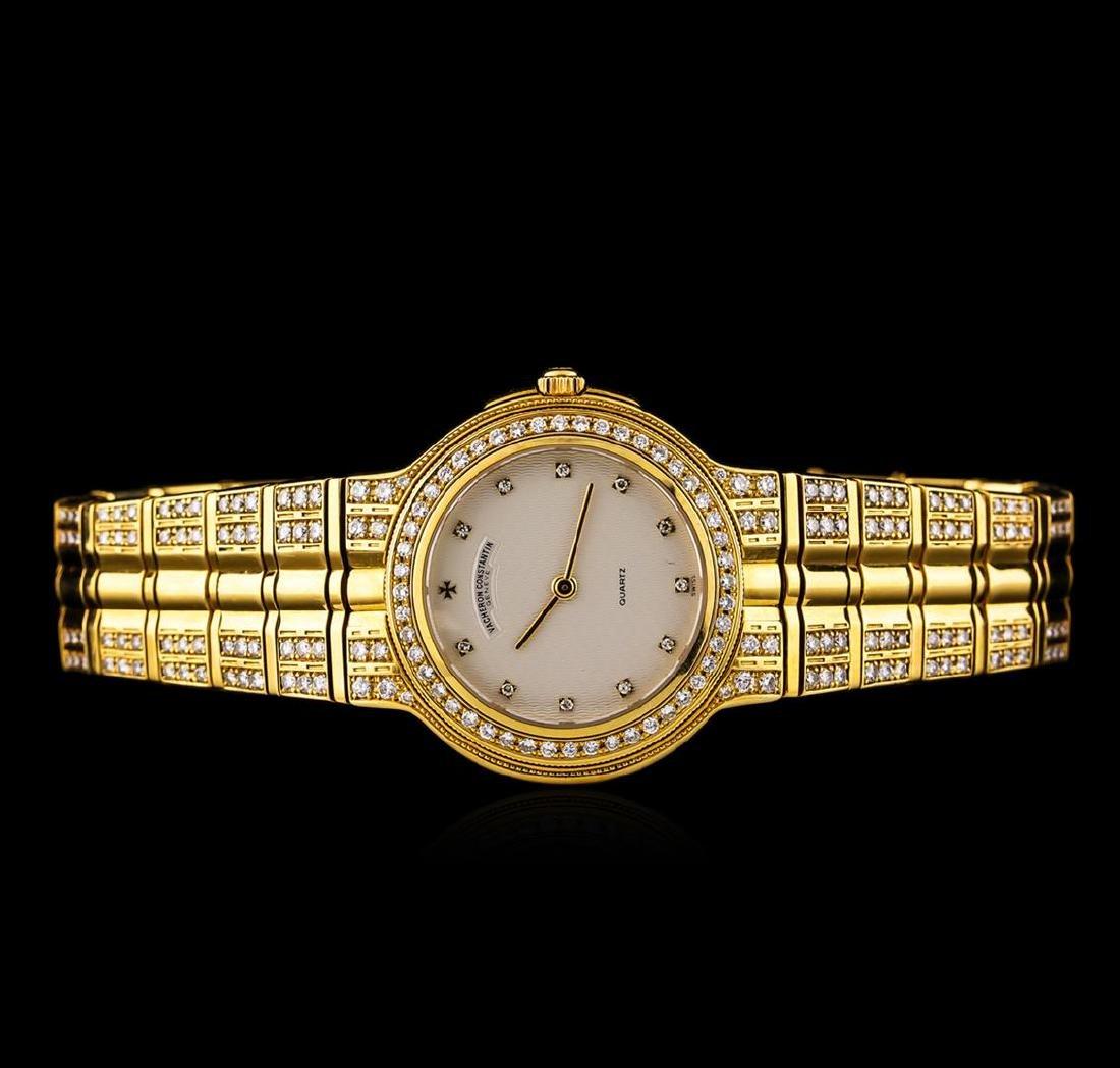 Vacheron Constantine Phidias 18KT Gold 2.29 ctw Diamond - 2