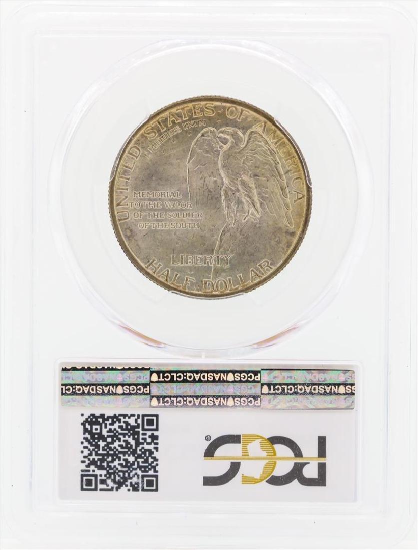1925 Stone Mountain Commemorative Half Dollar Coin PCGS - 2