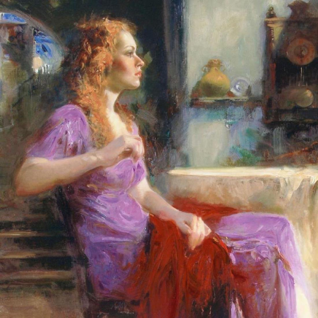 Longing For by Pino (1939-2010) - 2