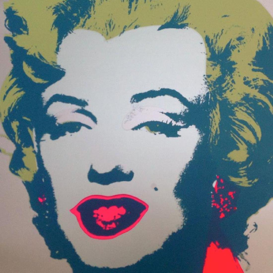 Marilyn 11.26 by Warhol, Andy - 2