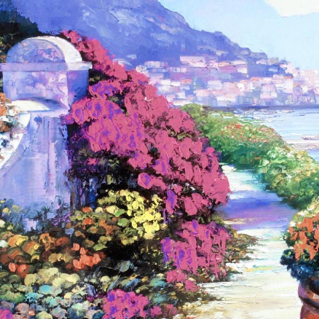 Near Amalfi by Behrens (1933-2014) - 2