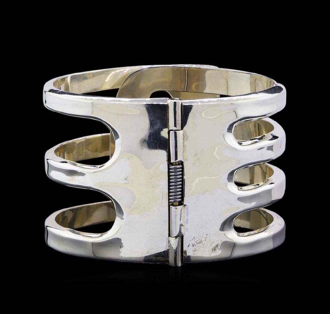 Classic Sterling Silver Bracelet - 2