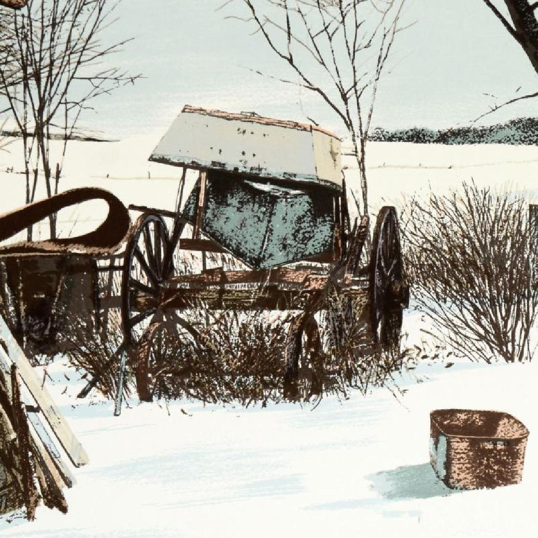 Stored for the Winter by Nelson, William - 2