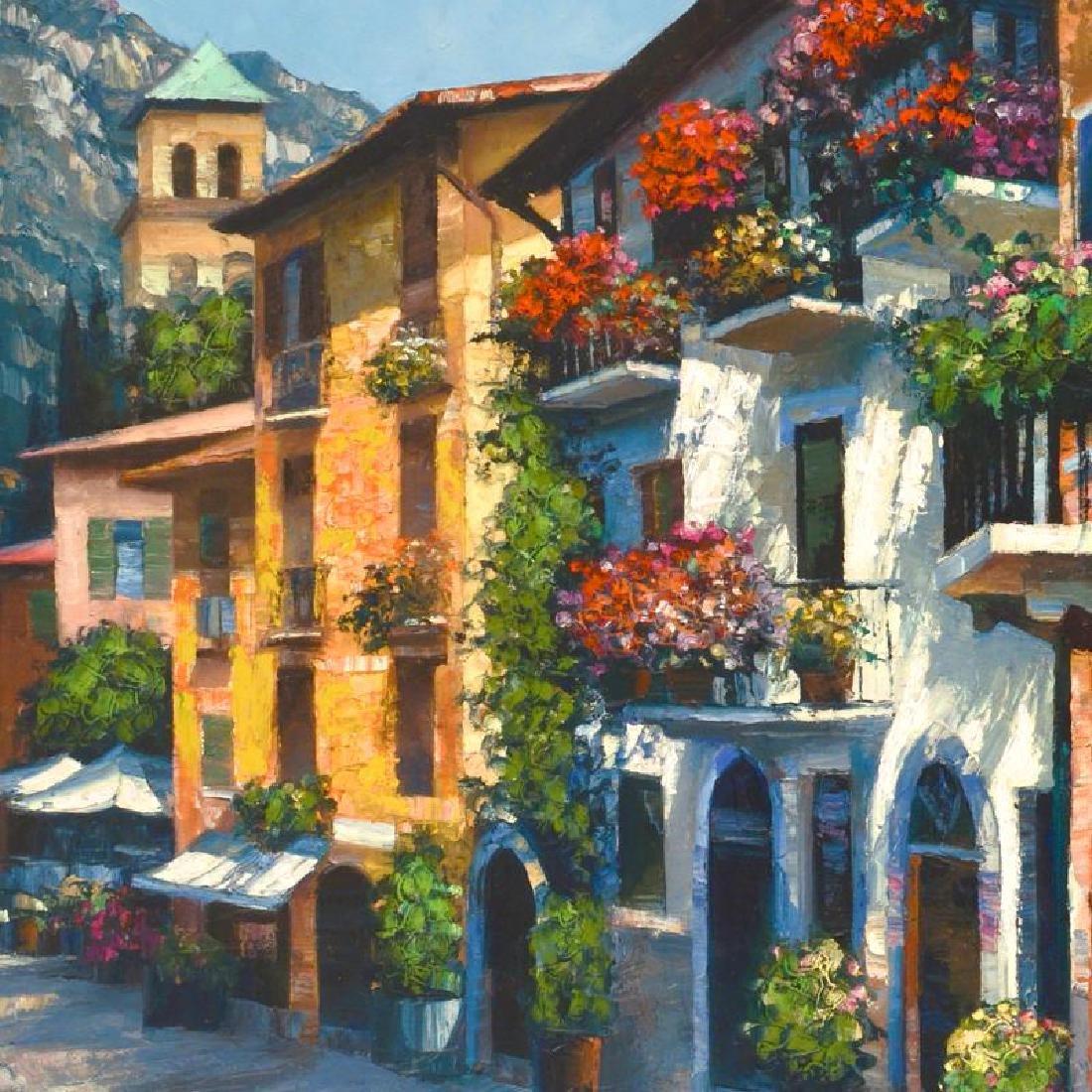 Village Hideaway by Behrens (1933-2014) - 2
