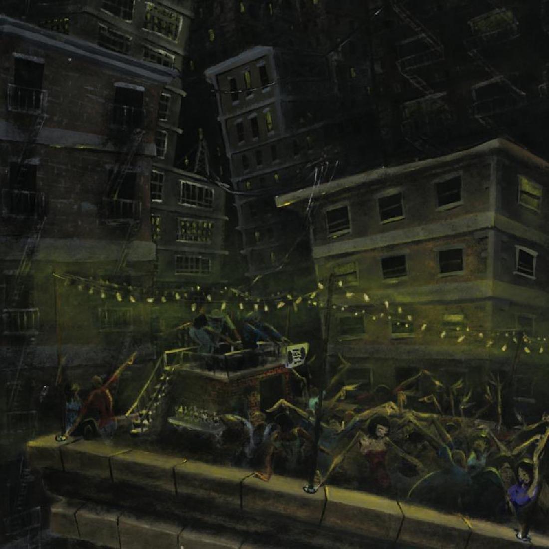 Roof Party by Garibaldi, David - 2