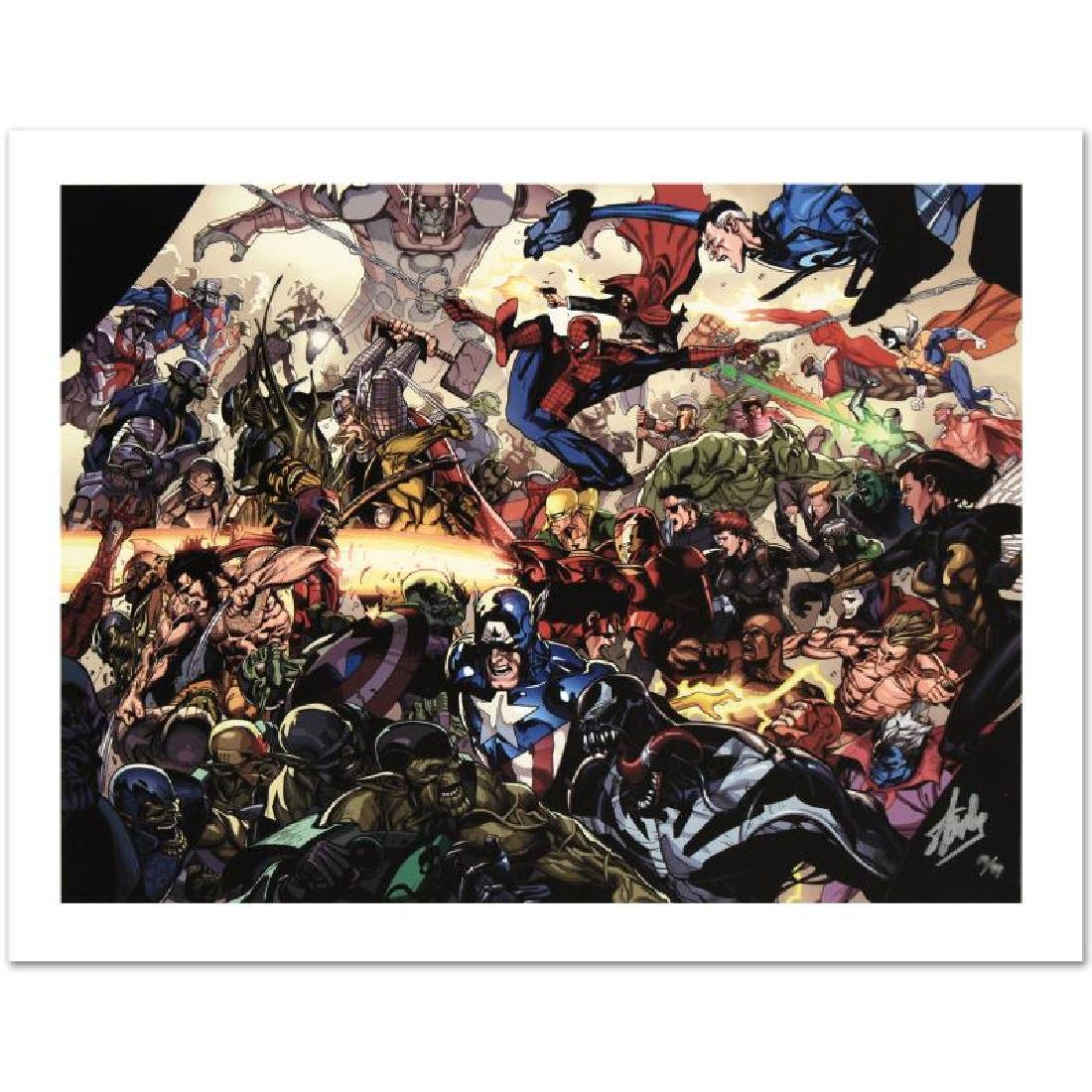 Secret Invasion #6 by Stan Lee - Marvel Comics