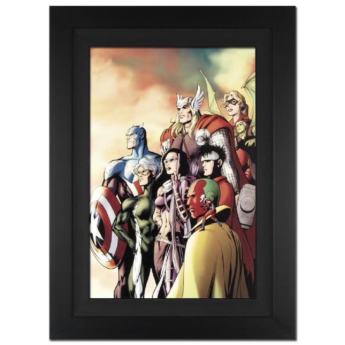 I Am an Avenger #5 by Stan Lee - Marvel Comics