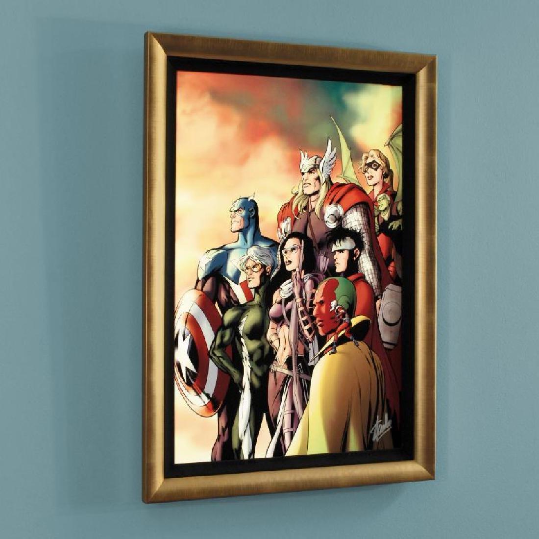 I Am an Avenger #5 by Stan Lee - Marvel Comics - 2