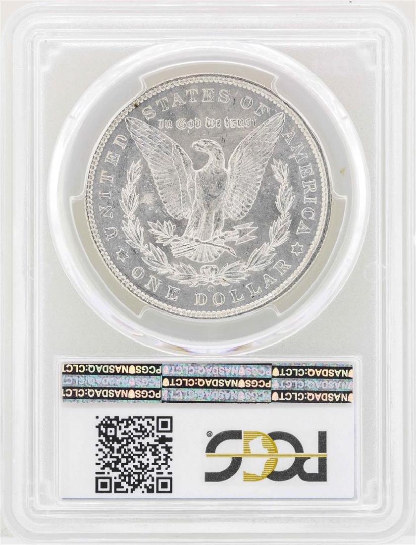 1904-O $1 Morgan Silver Dollar Coin PCGS MS63 - 2