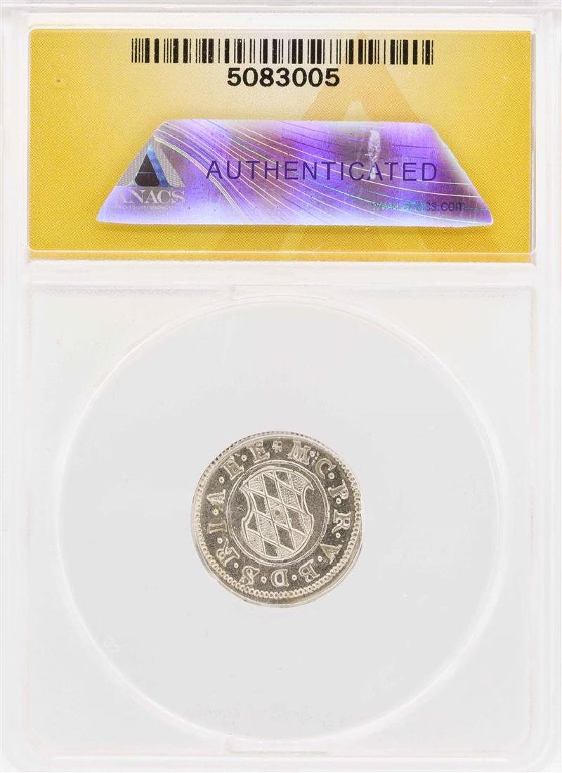 1624 Germany-Bavaria Munich Maximilian I 2 Kreuzer Coin - 2