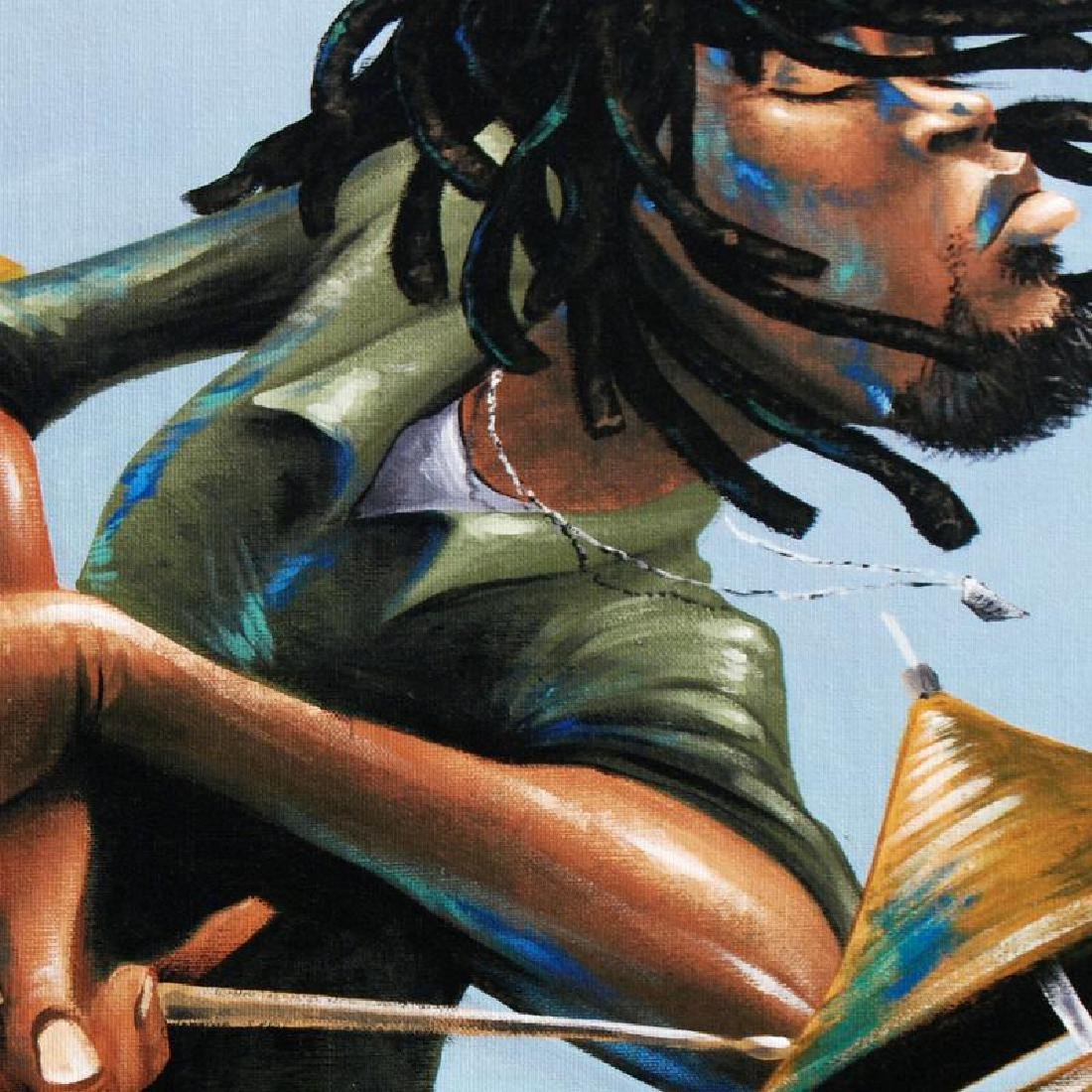 Dreads And Drums by Garibaldi, David - 2