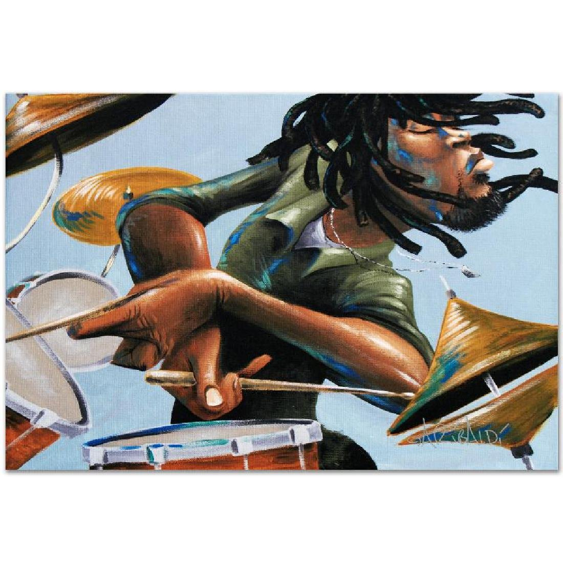 Dreads And Drums by Garibaldi, David - 3