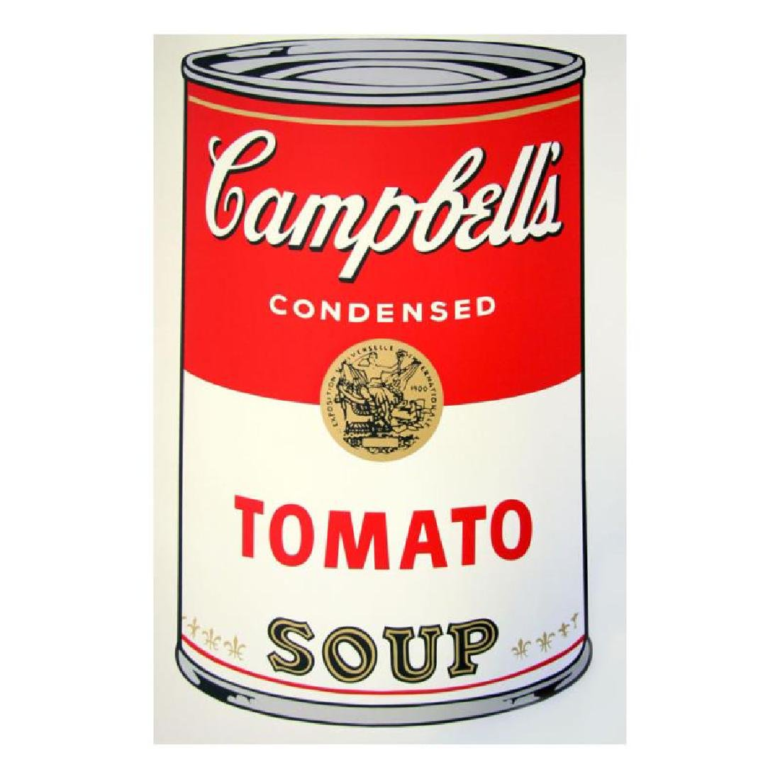 Soup Can 11.46 (Tomato Soup) by Warhol, Andy