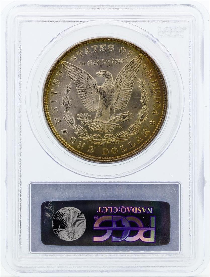 1885 PCGS MS64 Morgan Silver Dollar - 2