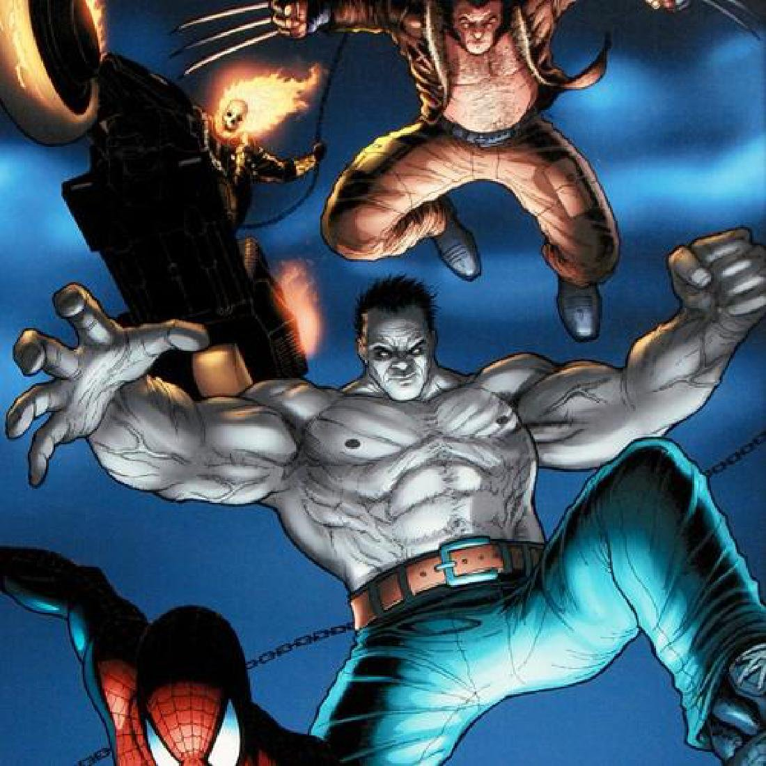 Fear Itself: Fearsome Four #2 by Stan Lee - Marvel - 2