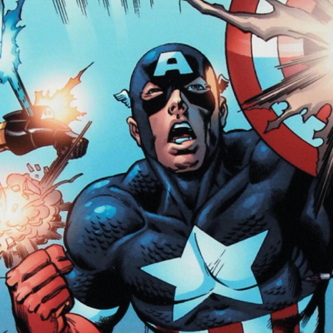 Last Hero Standing #1 by Stan Lee - Marvel Comics - 2