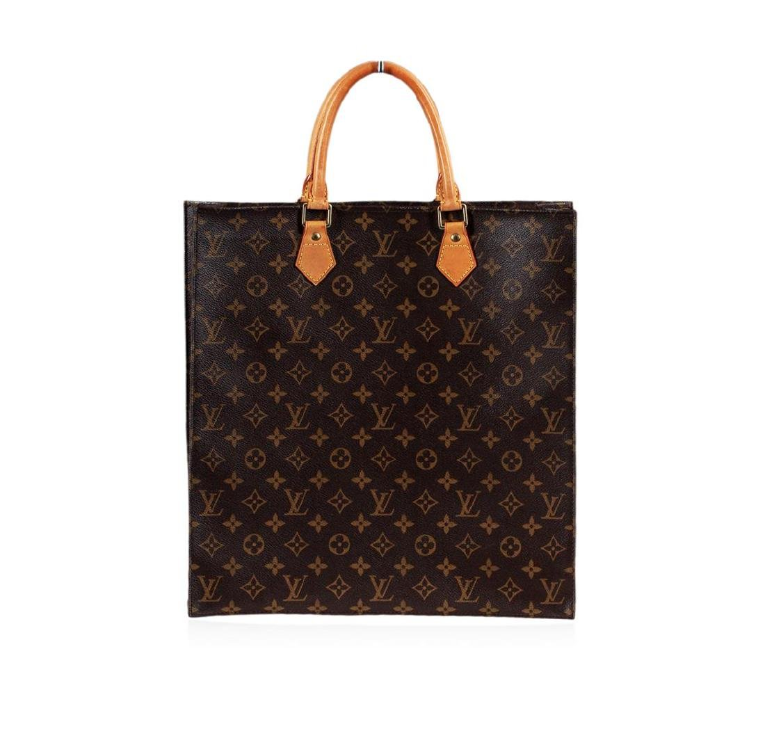 Louis Vuitton Sac Plat NM Monogram Canvas - 3