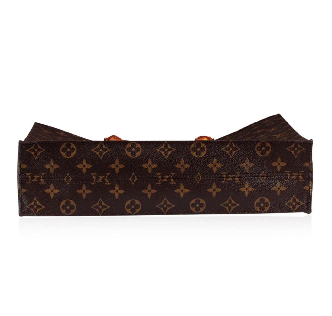 Louis Vuitton Sac Plat NM Monogram Canvas - 4