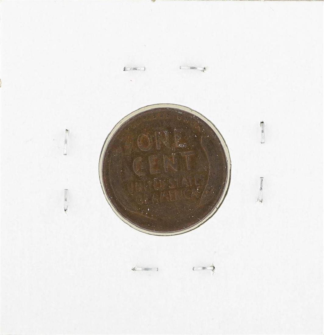 1931-S Lincoln Wheat Cent Coin - 2