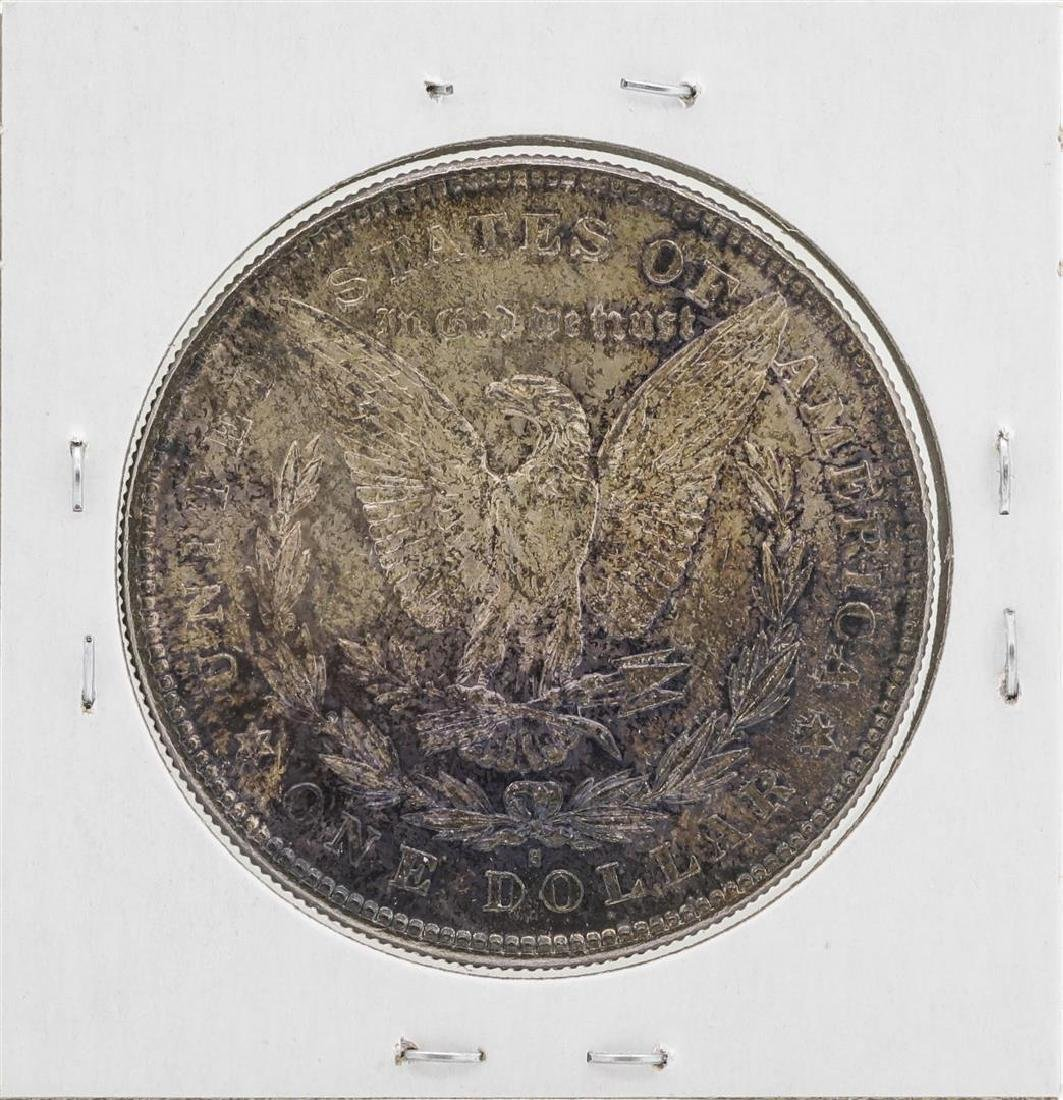 1878-S $1 Morgan Silver Dollar Coin - 2
