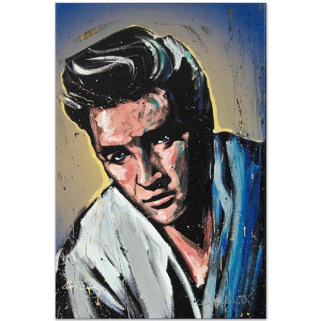 Elvis Presley (Blue Suede) by Garibaldi, David - 3