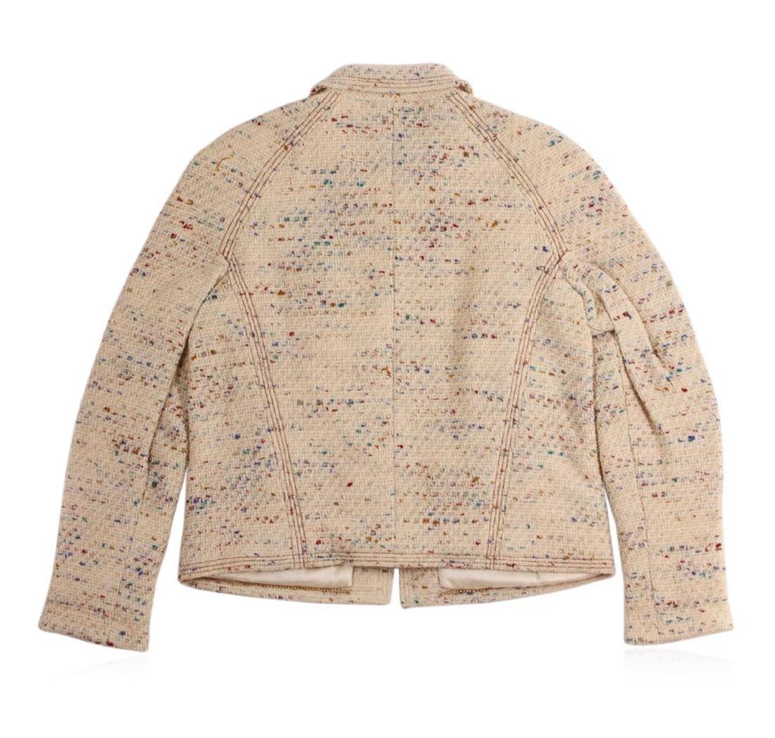 Ladies Chanel Wool Jacket - 4