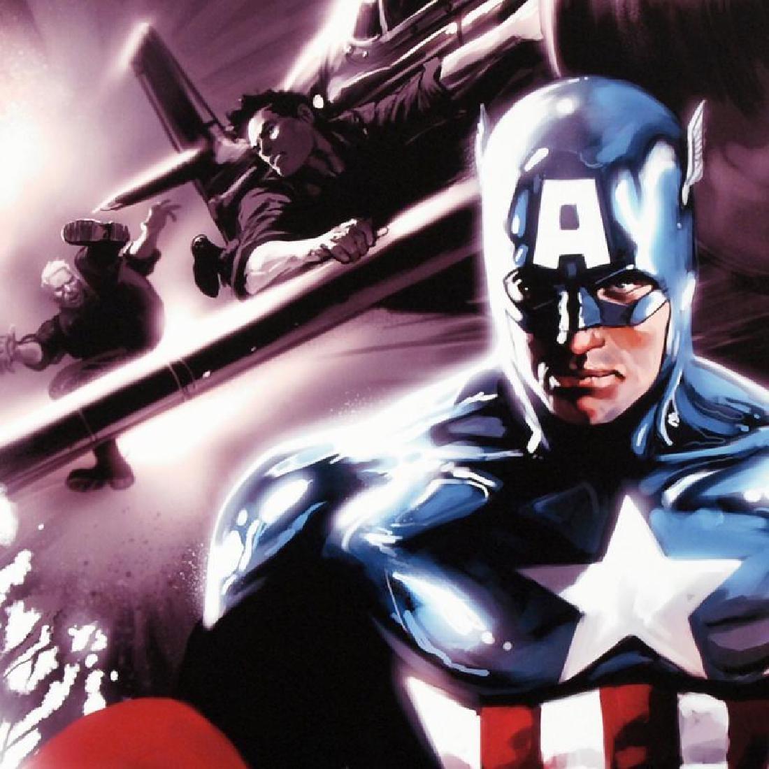 Captain America #609 by Stan Lee - Marvel Comics - 2