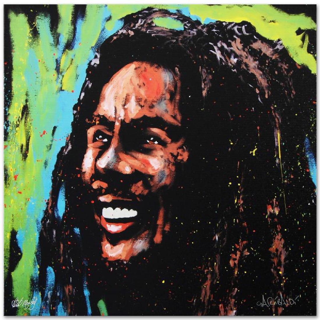 Bob Marley (Marley) by Garibaldi, David - 3