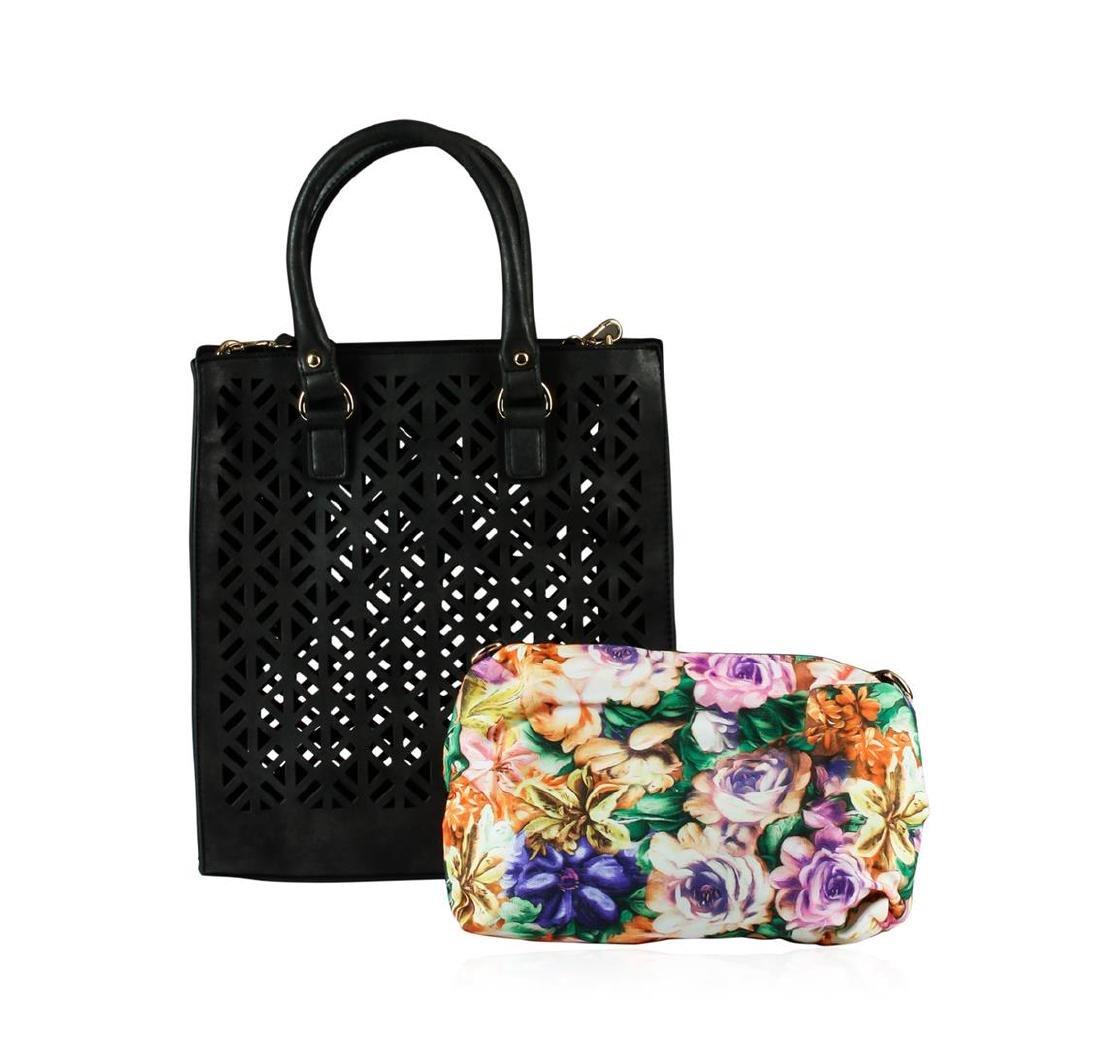 Black Roco Handbag - 2
