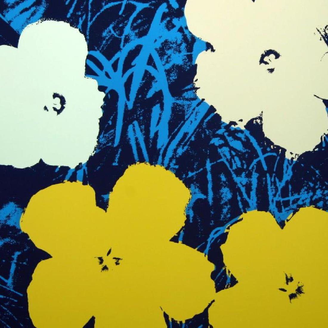 Flowers 11.72 by Warhol, Andy - 2