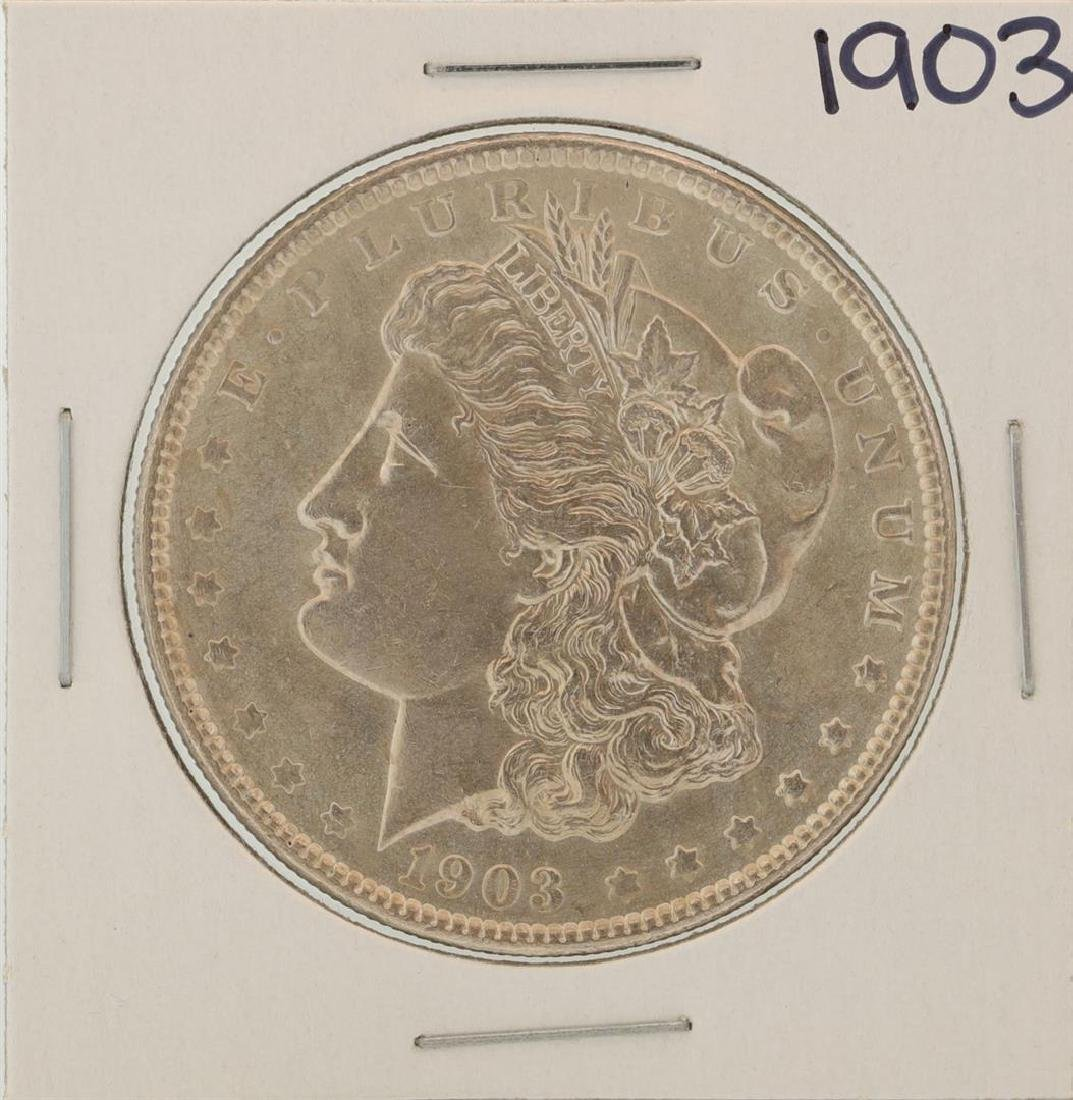 1903 $1 Morgan Silver Dollar Coin