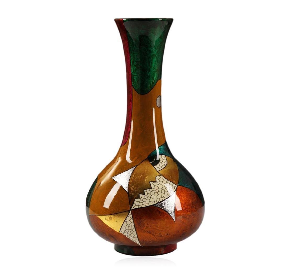 Nguyen-Bui Exotic Vase - 2